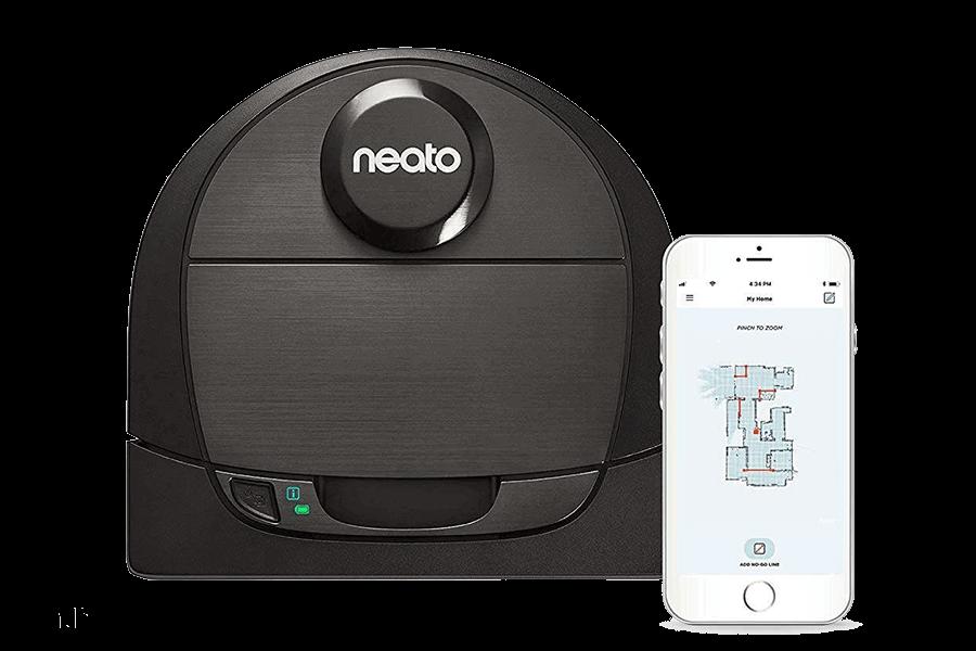 Neato Vs Roomba.Neato Botvac D6 Connected Robotas Siurblys